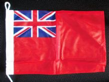 NAUTICAL FLAG : RED ENSIGN  30cm x 20cm
